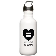 All Love Is Equal Water Bottle