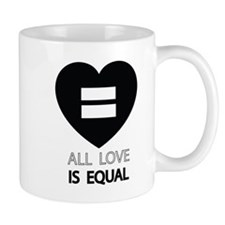 All Love Is Equal Mugs