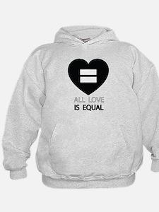 All Love Is Equal Hoodie