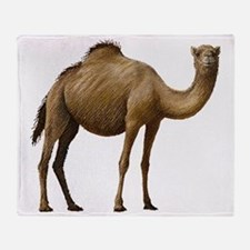 Camel Throw Blanket