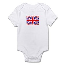 Unique England soccer Infant Bodysuit