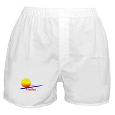 Marilyn Boxer Shorts