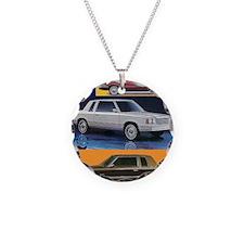k car tshirt Necklace