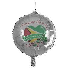 guyana Balloon