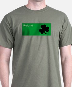 iReland iPod T-Shirt