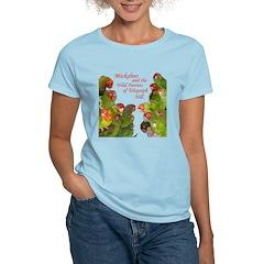 Wild Parrots T-Shirt