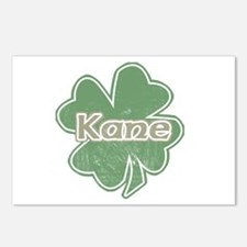 """Shamrock - Kane"" Postcards (Package of 8)"