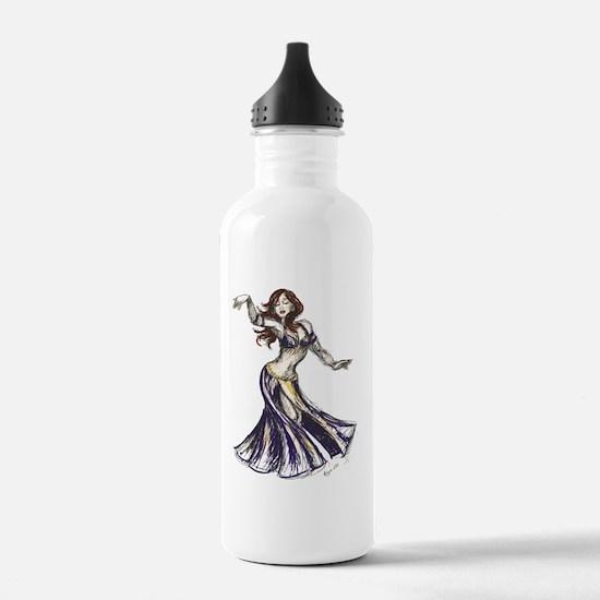 DancerColor-Bags Water Bottle