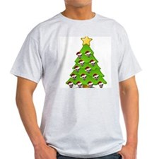 Monster Christmas Tree T-Shirt