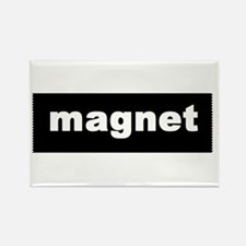 "Rectangle ""magnet"" Magnet"