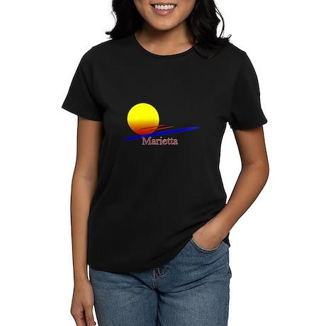 Marietta Women's Dark T-Shirt