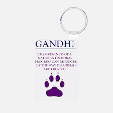 GANDHI Keychains