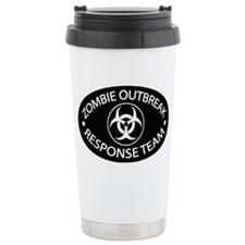 ZRT Black Oval Travel Mug
