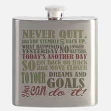 Never Quit  Flask
