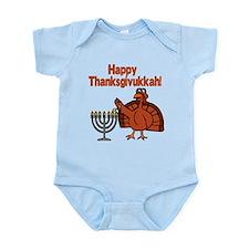 Happy Thanksukkah 2 Body Suit