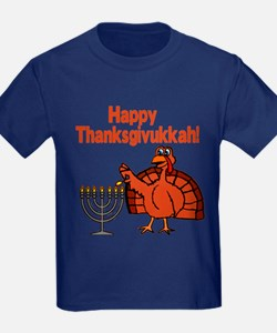 Happy Thanksukkah 2 T-Shirt