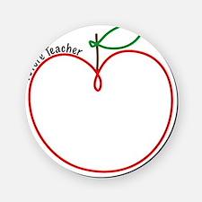 Future Teacher Cork Coaster