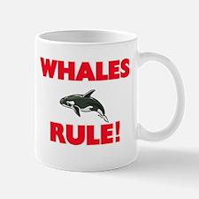 Whales Rule! Mugs