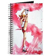 Red Streak Figure Skate Journal