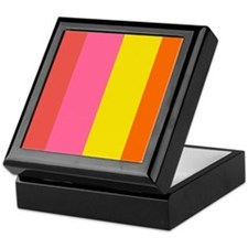 Big Stripe Hot Keepsake Box