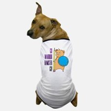 Warrior Hamster Dog T-Shirt
