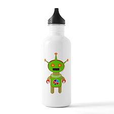 Colorwheel Bot Water Bottle