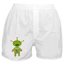 Colorwheel Bot Boxer Shorts