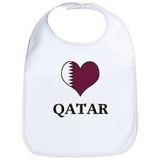 Qatar heart Bib