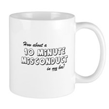 10 Minute Misconduct Mugs