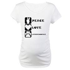 Peace Love Labradoodle Shirt
