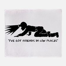 3-LowPlaces copy.jpg Throw Blanket