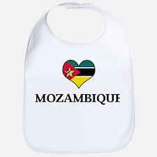 Mozambique heart Bib