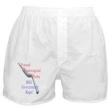transvaginal probe Boxer Shorts