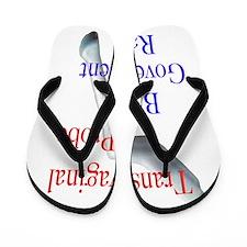 transvaginal probe Flip Flops