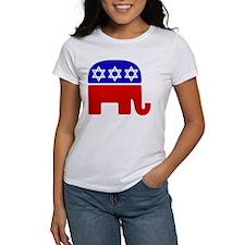 Republican Jew Shir T-Shirt