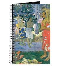 iPad Gauguin Mary Journal