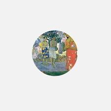 iPad Gauguin Mary Mini Button