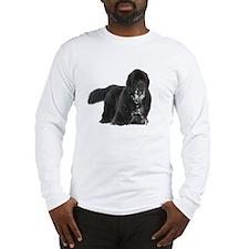 Kosmo Snow.jpg Long Sleeve T-Shirt
