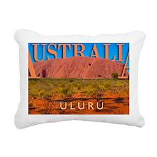 mouse pad_0051_australia Rectangular Canvas Pillow