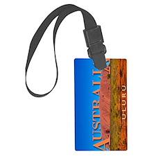 3g_0051_australia uluru160601-2- Large Luggage Tag