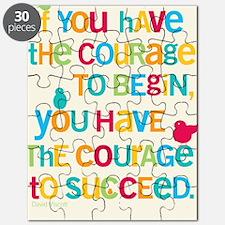 Courage Puzzle