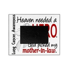 D Heaven Needed a Hero Mother-In-Law Picture Frame
