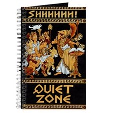 11x17_Quiet Zone print Journal