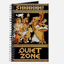 11x17_Quiet Zone print Journal