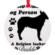 Belgian laekenois-daddy Ornament
