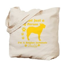 Belgian laekenois-daddy1 Tote Bag