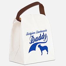Belgian laekenois Canvas Lunch Bag