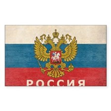 russia13 Decal