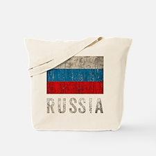 russia14Bk Tote Bag