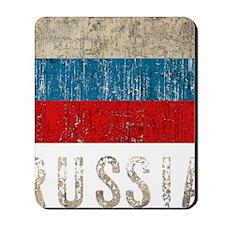 russia14Bk Mousepad